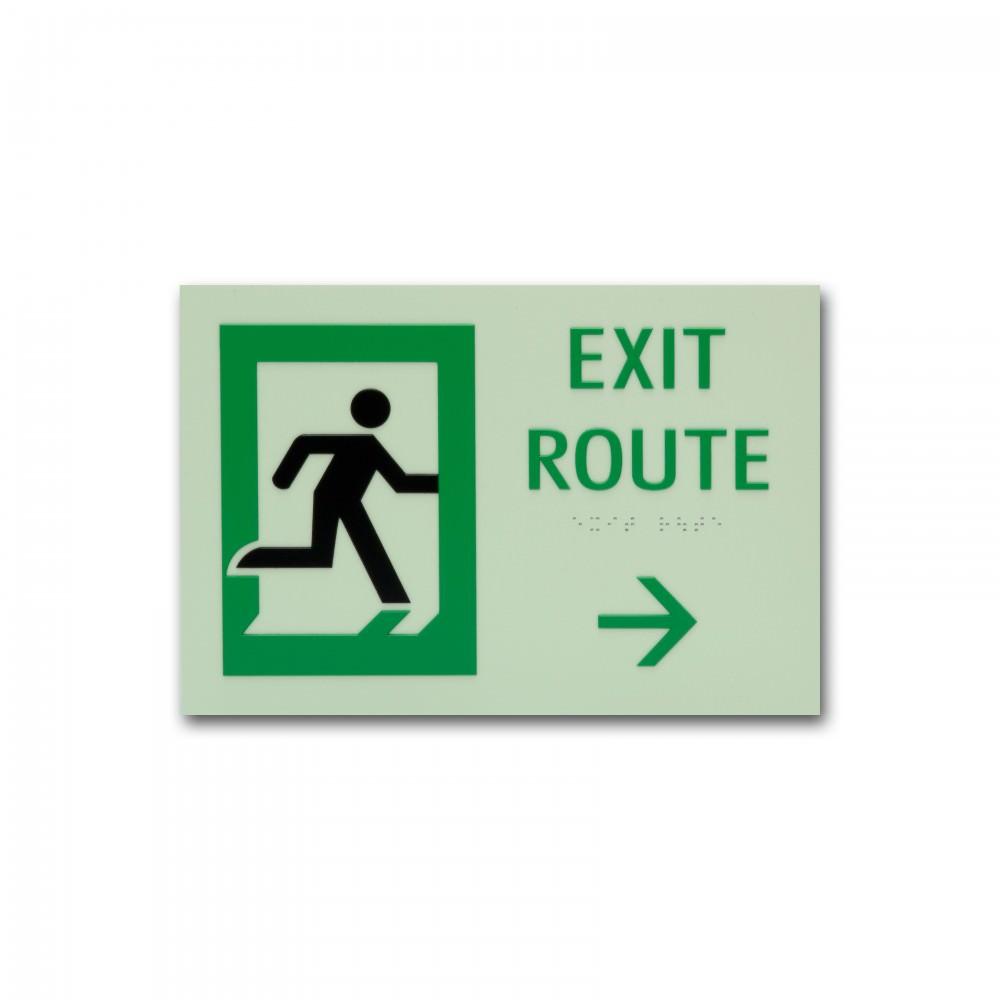 Code Exit, Basics, Hospitality